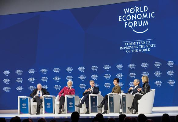 Copyright WEF Benedikt von Loebellpost - Feel at home in Davos