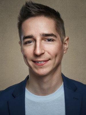 Dan Wasyluk Blockchain Foundry CEOportrait - Helping you  harness the blockchain